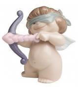 Фарфоровая статуэтка «Амурчик»