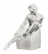Фарфоровая статуэтка «Знак Зодиака-Рыбы»
