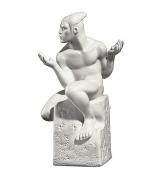 Фарфоровая статуэтка «Знак Зодиака-Близнецы»