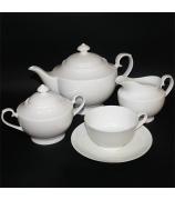 Чайный сервиз «Bianco»
