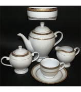 Чайный сервиз «Квадрат»