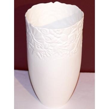 Фарфоровая ваза для цветов «Морское дно»