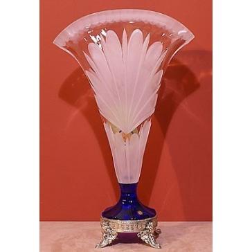 Напольная ваза для цветов «Веер»