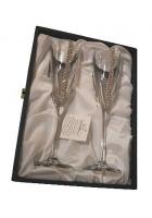 Набор бокалов для шампанского «Конус»