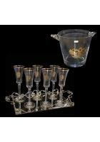 Набор для шампанского «Герб»