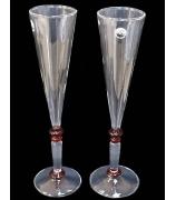 Набор бокалов для шампанского «Effetti»