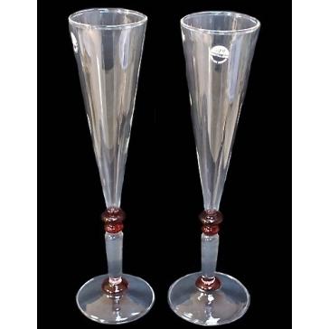 Набор из 2-х бокалов для шампанского «Effetti»