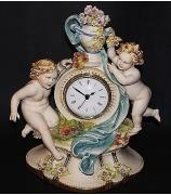 Настольные часы «Ангелочки»