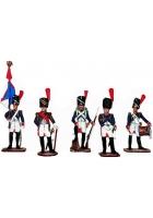 Оловянные солдатики «Старая гвардия»