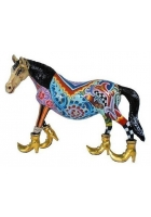 Статуэтка конь «Тандер»