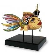 Статуэтка «Золотая рыбка»