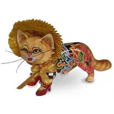 Статуэтка кошка «Матильда» от Томаса Хоффмана, Германия.