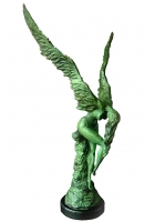Бронзовая статуэтка «Искушение страстью»