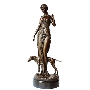 Бронзовая статуэтка «Верность»