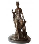 Бронзовая статуэтка «Преданность»