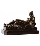Бронзовая статуэтка «Романтичные фантазии»