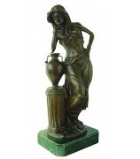 Бронзовая статуэтка «Нежный взгляд»