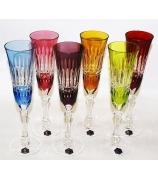 Набор бокалов для шампанского «Melodie»