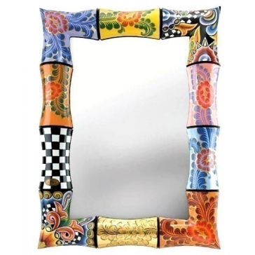 Зеркало «Бамбук» от Томаса Хоффмана, Германия.