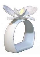 Кольцо для салфеток «Орхидея»