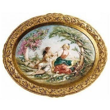 Интерьерная картина «Влюбленные», производство Италия