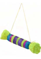 Елочная игрушка «Конфетка»