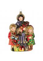 Елочная игрушка «Рождественский хор»