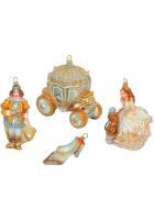 Набор елочных игрушек «Золушка»