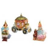 Набор елочных игрушек «Золушка-2»