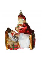 Елочная игрушка «Подарки от Санты»