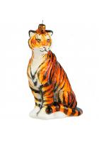 Елочная игрушка «Тигр Амур»