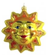 Елочная игрушка «Солнце»