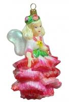 Елочная игрушка «Волшебная палочка»