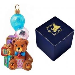 Елочная игрушка польского производства «Первые подарки»