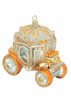 Ёлочная игрушка «Карета Золушки»