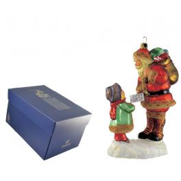 Елочная игрушка Komozja Family «Дорогой, Санта!...», Польша