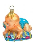 Елочная игрушка «Малыш»