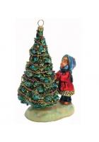 Елочная игрушка «Магия рождества»