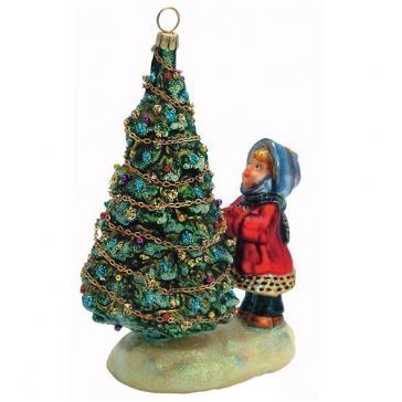 Коллекционная елочная игрушка «Магия рождества», Komozja и Mostowski