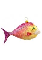Елочная игрушка «Рыбка»