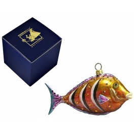 Елочная игрушка «Рыбка», 6х11 см, Komozja и Mostowski