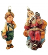 Набор елочных игрушек «Заказ подарков»