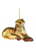 Елочная игрушка «Пума»