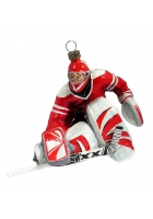 Елочная игрушка «Хоккеист. Вратарь»