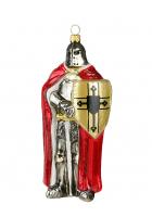 Елочная игрушка «Рыцарь»
