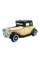 Елочная игрушка «Ретро автомобиль»