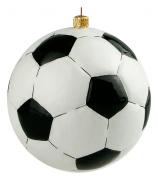 Елочная игрушка «Футбольный мяч»