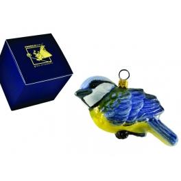 Стеклянная елочная игрушка «Синичка», Komozja и Mostowski
