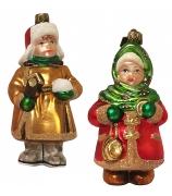 Набор елочных игрушек «Детство»