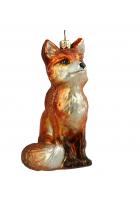 Елочная игрушка «Хитрая лиса»